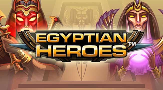 free slots egyptian heroes
