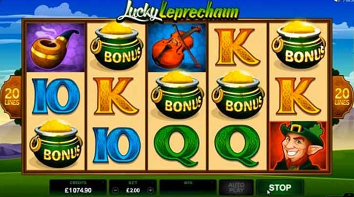 Lucky LeprechaunSlot