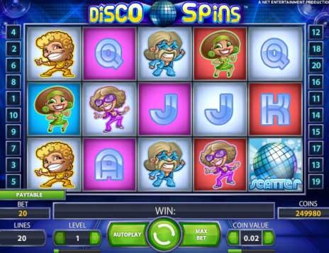 Disco SpinsSlot