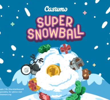 Casumo Super Snowball