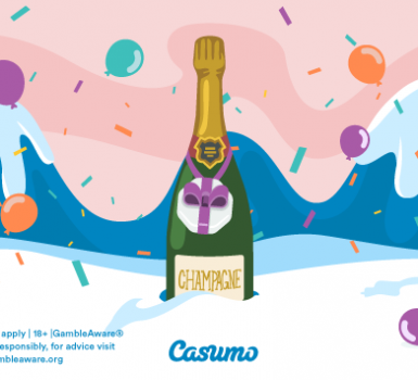 Casumo Jahresrückblick