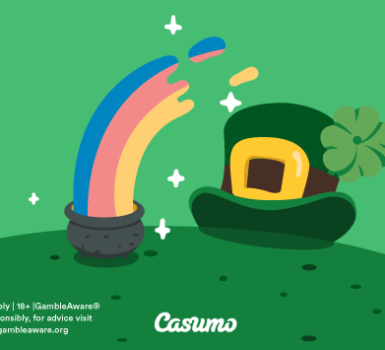 Pot of Gold Kampagne auf Casumo