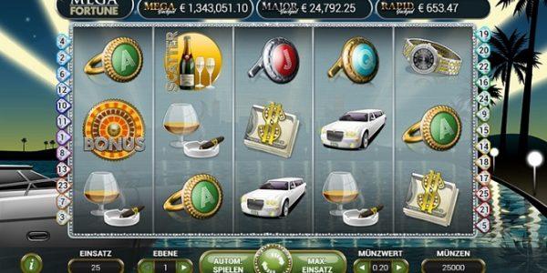 Slot Review: Mega Fortune Slot