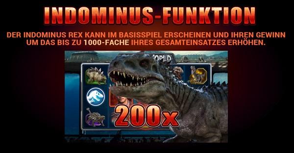 Jurassic World Bonus Feature