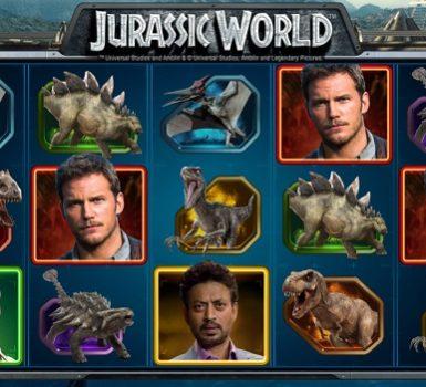 Jurassic World Casumo