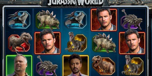 Slot Review: Jurassic World Slot