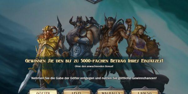 Slot Review: Viking Runecraft