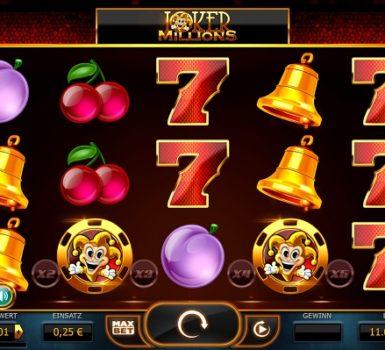 Joker Millions Casumo
