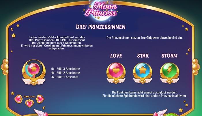 Moon Princess Bonusfeature 2