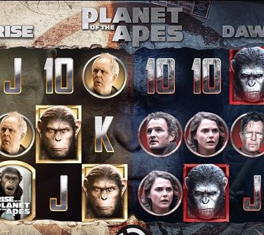 Planet of the Apes Casumo