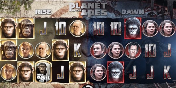 Slot Review: Planet of the Apes