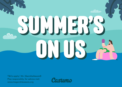 Sommer Kampagne Casumo