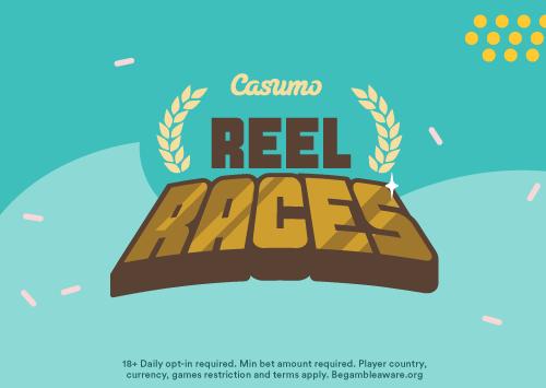 Reel Race Wahnsinn auf Casumo