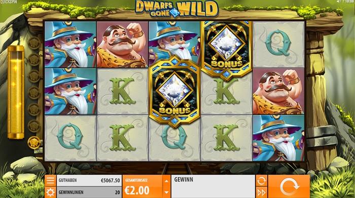 Dwarfs Gone Wild Casumo