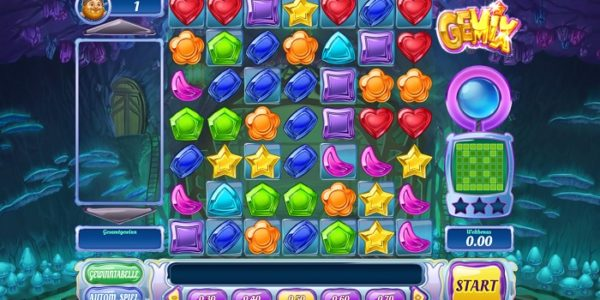 Slot Review: Gemix Slot