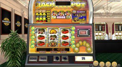 Jackpot 6000 Casumo