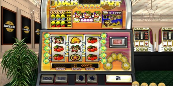 Slot Review: Jackpot 6000