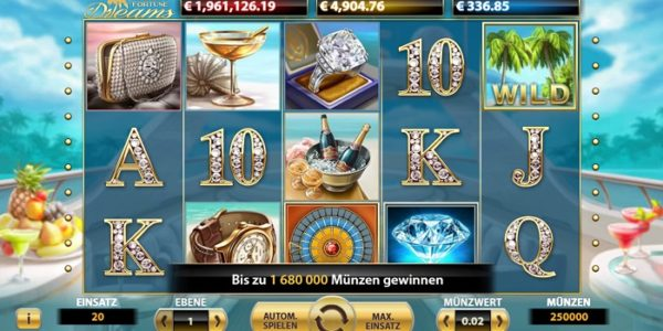Slot Review: Mega Fortune Dreams