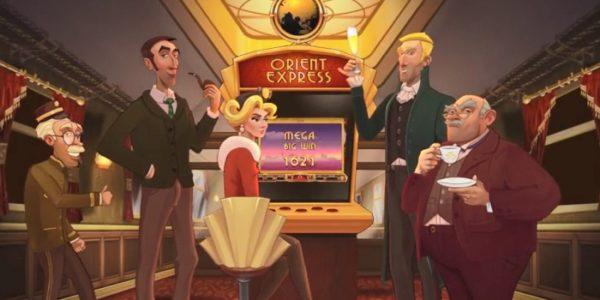 Slot Review: Orient Express