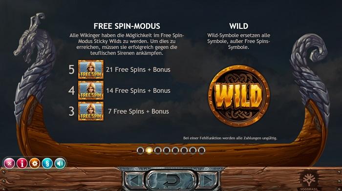 Vikings Go Berzerk Free Spins