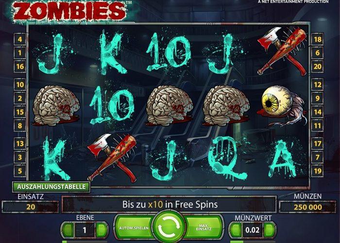 Zombies Casumo