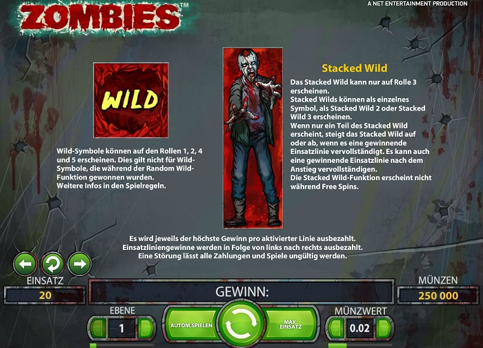 Zombies Wilds