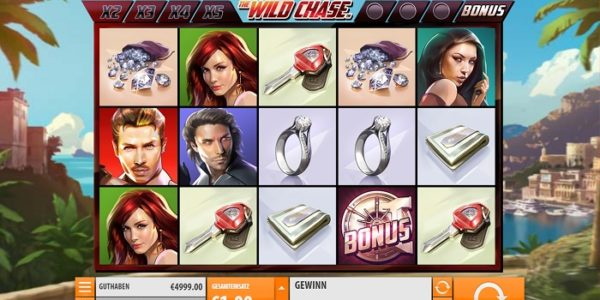 Slot Review: The Wild Chase