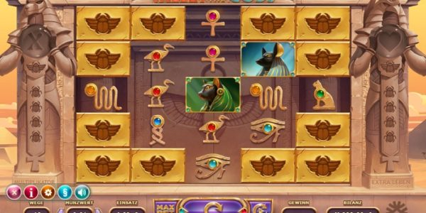 Slot Review: Valley of the Gods
