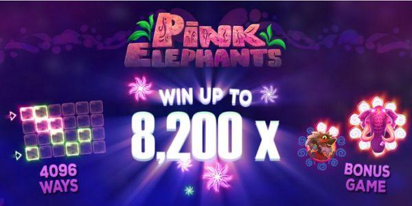 Slot Review: Pink Elephants