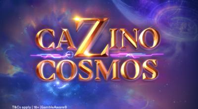 Cazino Cosmos Veröffentlichung auf Casumo