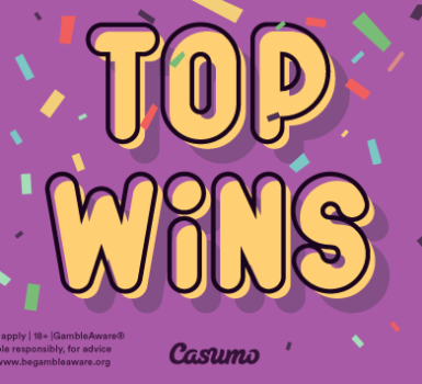 Top Wins Casumo