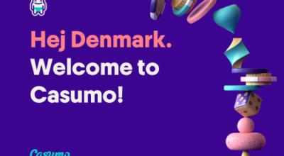Spieler aus Dänemark jetzt auf Casumo akzeptiert
