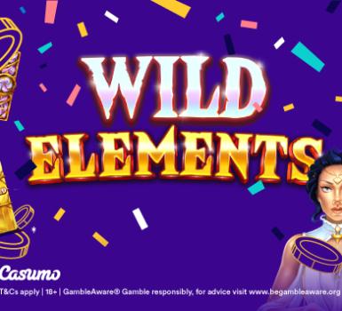 Casumo-Spielerin gewinnt riesigen Jackpot bei Wild Elements
