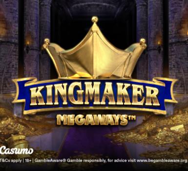 Exklusiver neuer Video Slot auf Casumo Kingmaker