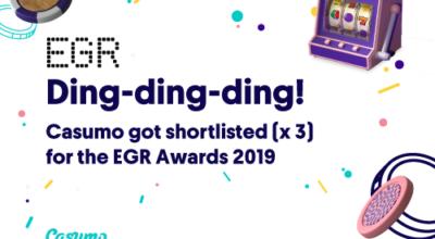 Casumo ERG Awards