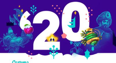 Casumo Countdown für 2020