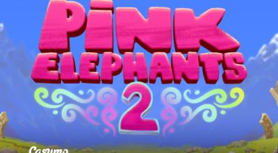 Exklusive Casumo-Veröffentlichung Pink Elephants 2