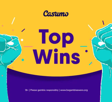Top Gewinne Casumo Juli